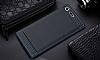 Eiroo Carbon Shield Sony Xperia XZ Premium Ultra Koruma Siyah Kılıf - Resim 3