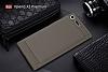 Eiroo Carbon Shield Sony Xperia XZ Premium Ultra Koruma Dark Silver Kılıf - Resim 5