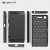 Eiroo Carbon Shield Sony Xperia XZ1 Süper Koruma Gri Kılıf - Resim 3