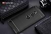Eiroo Carbon Shield Sony Xperia XZ2 Ultra Koruma Siyah Kılıf - Resim 8