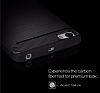 Eiroo Carbon Shield Xiaomi Mi 5 Süper Koruma Siyah Kılıf - Resim 5