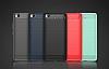 Eiroo Carbon Shield Xiaomi Mi 5s Ultra Koruma Dark Silver Kılıf - Resim 7