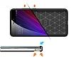 Eiroo Carbon Shield Xiaomi Mi 5s Ultra Koruma Dark Silver Kılıf - Resim 2