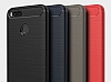 Eiroo Carbon Shield Xiaomi Mi 5X Ultra Koruma Gri Kılıf - Resim 9