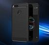 Eiroo Carbon Shield Xiaomi Mi 5X Ultra Koruma Gri Kılıf - Resim 7