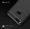 Eiroo Carbon Shield Xiaomi Mi 5X Ultra Koruma Gri Kılıf - Resim 4