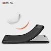 Eiroo Carbon Shield Xiaomi Mi 6 Ultra Koruma Siyah Kılıf - Resim 2