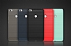 Eiroo Carbon Shield Xiaomi Mi Max Ultra Koruma Dark Silver Kılıf - Resim 7
