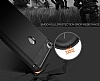 Eiroo Carbon Shield Xiaomi Mi Max Ultra Koruma Dark Silver Kılıf - Resim 4