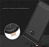 Eiroo Carbon Shield Xiaomi Mi Note 2 Siyah Ultra Koruma Kılıf - Resim 1