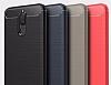 Eiroo Carbon Shield Huawei Mate 10 Lite Ultra Koruma Lacivert Kılıf - Resim 5