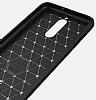 Eiroo Carbon Shield Huawei Mate 10 Lite Ultra Koruma Lacivert Kılıf - Resim 3