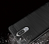 Eiroo Carbon Shield Huawei Mate 10 Lite Ultra Koruma Lacivert Kılıf - Resim 2