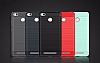 Eiroo Carbon Shield Xiaomi Redmi Note 3 Pro Ultra Koruma Lacivert Kılıf - Resim 7