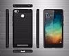 Eiroo Carbon Shield Xiaomi Redmi Note 3 Pro Ultra Koruma Siyah Kılıf - Resim 4
