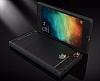 Eiroo Carbon Shield Xiaomi Redmi Note 3 Pro Ultra Koruma Siyah Kılıf - Resim 3