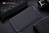 Eiroo Carbon Shield Xiaomi Mi Note 3 Ultra Koruma Lacivert Kılıf - Resim 7
