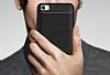 Eiroo Carbon Shield Xiaomi Redmi 4A Ultra Koruma Dark Silver Kılıf - Resim 2
