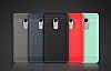 Eiroo Carbon Shield Xiaomi Redmi Note 4 / Redmi Note 4X Ultra Koruma Siyah Kılıf - Resim 6