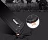Eiroo Carbon Shield Xiaomi Redmi Note 4 / Redmi Note 4X Ultra Koruma Dark Silver Kılıf - Resim 2