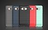 Eiroo Carbon Shield Samsung Galaxy J5 2016 Ultra Koruma Siyah Kılıf - Resim 6