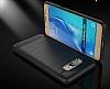 Eiroo Carbon Shield Samsung Galaxy J5 2016 Ultra Koruma Siyah Kılıf - Resim 2