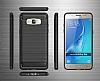 Eiroo Carbon Shield Samsung Galaxy J5 2016 Ultra Koruma Siyah Kılıf - Resim 5