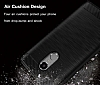 Eiroo Carbon Shield Xiaomi Redmi Note 4 / Redmi Note 4X Ultra Koruma Dark Silver Kılıf - Resim 4