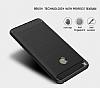 Eiroo Carbon Shield Xioami Mi Max 2 Ultra Koruma Siyah Kılıf - Resim 2