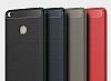 Eiroo Carbon Shield Xioami Mi Max 2 Ultra Koruma Siyah Kılıf - Resim 7