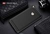 Eiroo Carbon Shield Xioami Mi Max 2 Ultra Koruma Siyah Kılıf - Resim 1