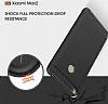 Eiroo Carbon Shield Xioami Mi Max 2 Ultra Koruma Siyah Kılıf - Resim 3