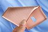 Eiroo Carbon Thin Nokia 3 Ultra İnce Gold Silikon Kılıf - Resim 2