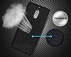 Eiroo Carbon Thin Nokia 6 Ultra İnce Gold Silikon Kılıf - Resim 3