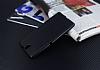 Eiroo Carbon Thin Sony Xperia C5 Ultra Süper İnce Siyah Silikon Kılıf - Resim 2