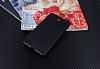 Eiroo Carbon Thin Sony Xperia C5 Ultra Süper İnce Siyah Silikon Kılıf - Resim 1