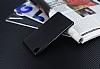 Eiroo Carbon Thin Sony Xperia M4 Aqua Ultra İnce Siyah Silikon Kılıf - Resim 2