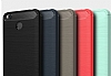 Eiroo Carbon Shield Xiaomi Redmi 4X Ultra Koruma Lacivert Kılıf - Resim 4
