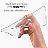 Eiroo Clear Alcatel idol 5 Şeffaf Silikon Kılıf - Resim 1