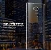 Eiroo Clear Sony Xperia XA2 Ultra Şeffaf Silikon Kılıf - Resim 3