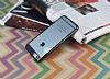 Eiroo Clear Thin iPhone 6 / 6S Siyah Kenarlı Şeffaf Rubber Kılıf - Resim 1