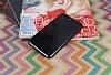 Eiroo Clear Thin iPhone 7 Plus / 8 Plus Siyah Kenarlı Şeffaf Rubber Kılıf - Resim 1