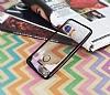 Eiroo Clear Thin Xiaomi Mi 5X / Mi A1 Siyah Kenarlı Şeffaf Silikon Kılıf - Resim 2