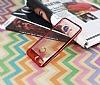 Eiroo Clear Thin Xiaomi Mi 5X / Mi A1 Kırmızı Kenarlı Şeffaf Silikon Kılıf - Resim 2