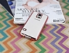 Eiroo Color Fit Samsung i9600 Galaxy S5 Rose Gold Kenarl� �effaf Silikon K�l�f - Resim: 2
