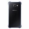 Eiroo Color Thin Samsung Galaxy A3 2016 Siyah Rubber Kılıf - Resim 3
