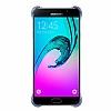 Eiroo Color Thin Samsung Galaxy A3 2016 Siyah Rubber Kılıf - Resim 4