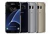Eiroo Color Thin Samsung Galaxy S7 Siyah Rubber Kılıf - Resim 4