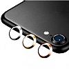 Eiroo Dust Plug iPhone 7 Gold Koruma Seti - Resim 8