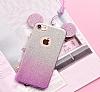 Eiroo Ear Sheenful iPhone 6 Plus / 6S Plus Kırmızı Silikon Kılıf - Resim 3
